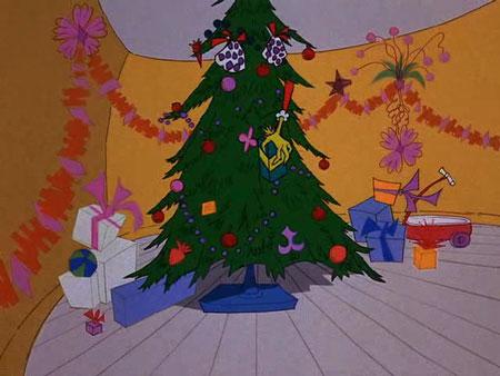 Dec. 25 – The Top 25 Cartoon Christmas Trees – A Cartoon Christmas