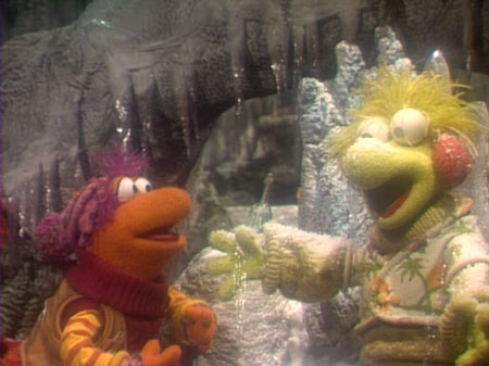 fraggle-frozen