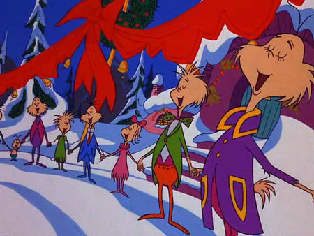 Dec 24  How the Grinch Stole Christmas  A Cartoon Christmas