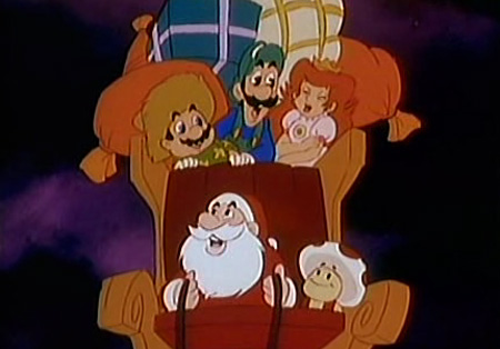 the super mario bros super show koopa klaus original air date october 23