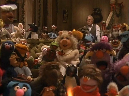 a muppets christmas letters to santa songs lyrics