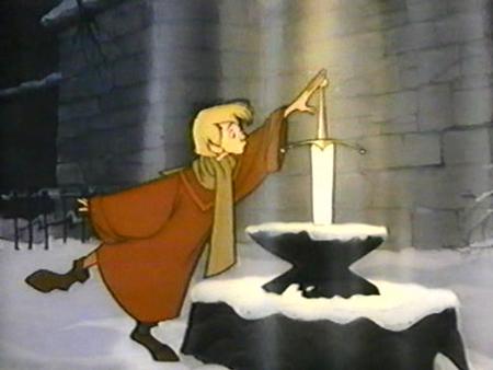 Dec. 1 – A Disney Christmas Gift – A Cartoon Christmas