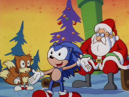 Sonic Christmas.Sonic Saturdays Sonic Christmas Blast Nerds On The Rocks