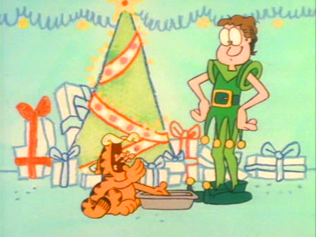 Dec 23. – A Garfield Christmas Special – A Cartoon Christmas