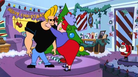 Dec. 12 – A Johnny Bravo Christmas – A Cartoon Christmas