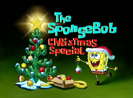 Spongebob gifts for christmas