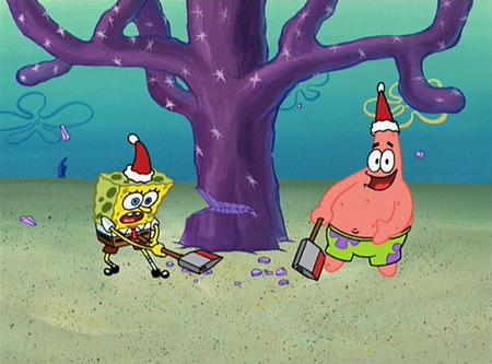 the spongebob squarepants christmas special