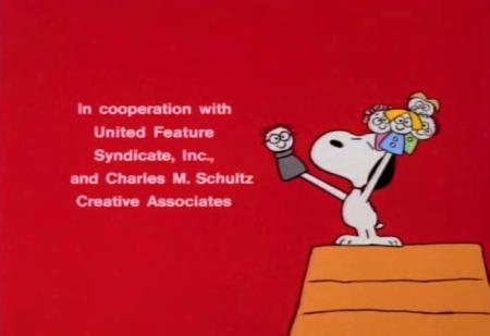 Snoopy ...