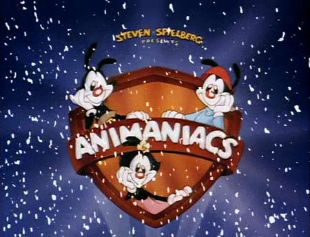 the - Animaniacs Christmas