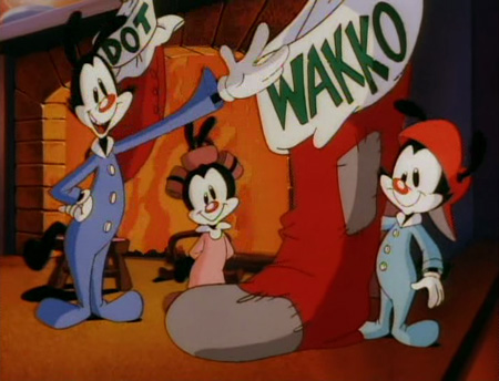 "Dec. 9 – Animaniacs in ""Twaz the Day Before Christmas – A Cartoon ..."