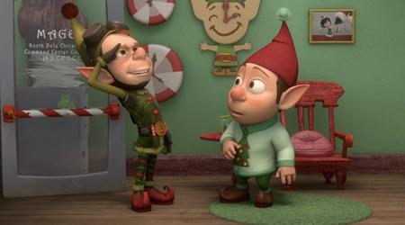 Dec 1st Disney S Prep And Landing A Cartoon Christmas