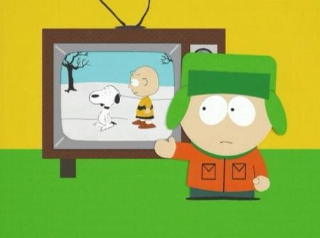 """Dec. 17 – South Park """"A Very Crappy Christmas"""" – A Cartoon Christmas"""