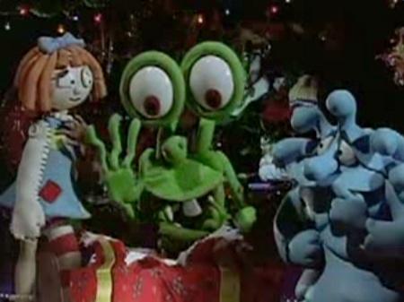 animated christmas specials – A Cartoon Christmas