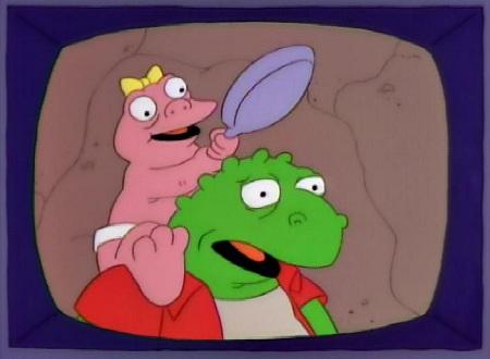 Dinosaurs tv show baby sinclair