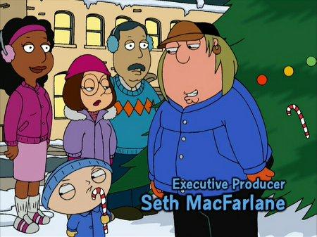 chris - Family Guy Christmas Special