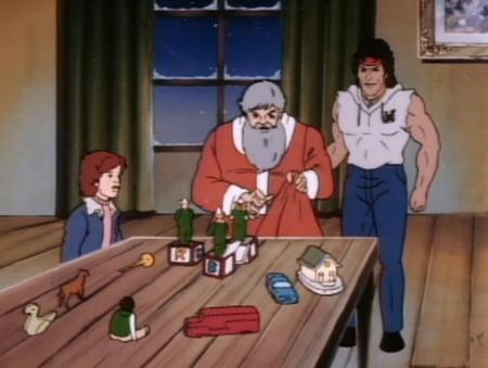 80s christmas specials – A Cartoon Christmas