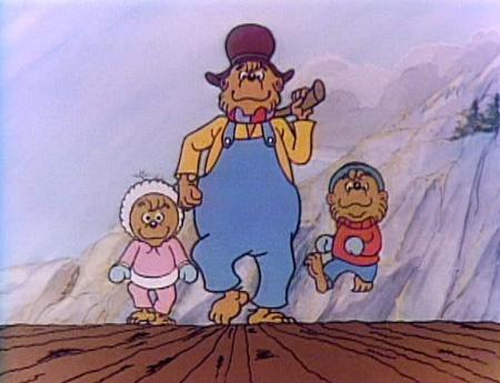 """Fuck Gus! - Dec. 11 €� The Berenstain Bears' Christmas Tree €� A Cartoon Christmas"