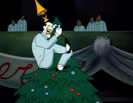 Christmas With The Joker.Btas Episode Review Christmas With The Joker Dark Knight News
